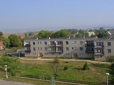 Bytová zástavba vězeňské služby