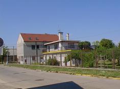 Budova vězeňské služby (žluťák)